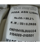 SODA ASH LIGHT 50KG