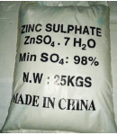 Sulfate Kẽm- ZnSO4